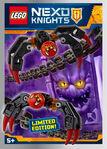 LEGO Nexo Knights 4 Sachet