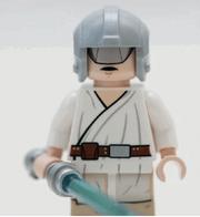 Luke With Helmet