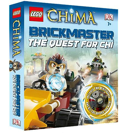 5002773 Lego Legends Of Chima Brickmaster Kit The Quest For Chi