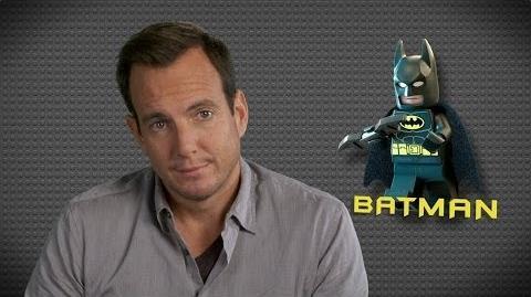 The LEGO Movie - Will Arnett is Batman HD
