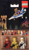 0015 Space Mini-Figures