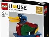 40501 Wooden Duck