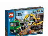 4203 Excavator Transport