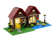 5766 La maison en forêt 3