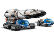 60229 Le transport de la fusée 4
