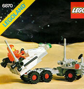 6870 Space Probe Launcher