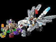 70748 Le dragon de Titane