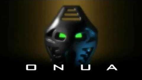 BIONICLE - Toa Onua
