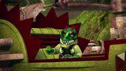 Cragger-Crocodile Evolution