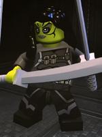 Custom Gamora