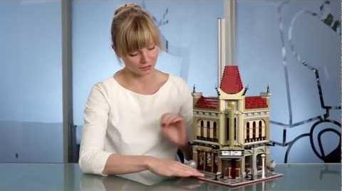 LEGO 10232- Palace Cinema Official Video! (Englisch)