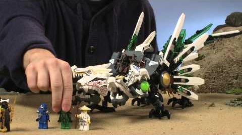 9450 le combat des dragons wiki lego fandom powered by wikia - Lego ninjago le grand devoreur ...