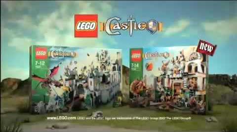 Video Lego Castle Dwarf Mine Commercial Brickipedia Fandom