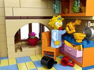 Maggie in the kitchen