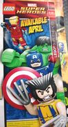 Marvel figs