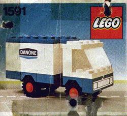 1591 Danone Truck