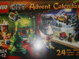City Adventskalender 2824