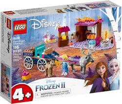 41166 Elsa's Wagon Adventure Box