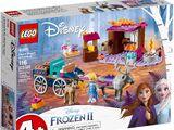 41166 Elsa's Wagon Adventure