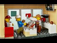 60233 L'ouverture du magasin de donuts 5