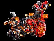 70316 Le char maléfique de Jestro 2