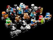 71024 Minifigures Série 2 Disney 2