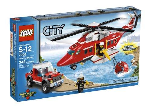7206 Fire Helicopter Brickipedia Fandom Powered By Wikia