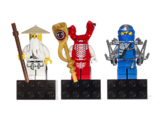 853404 Ensemble d'aimants Ninjago