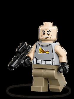 Commander Gregor