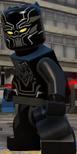 LEGO Civil War Black Panther