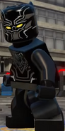LEGO Civil War Black Panther
