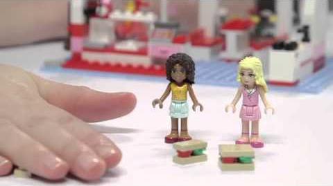 "LEGO Friends - ""Cafe Inspiration"""