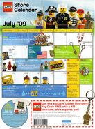 LEGO Store calendar-7-2009