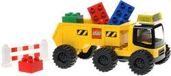 2808 Big Wheels Tipper Truck