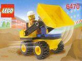 6470 Mini Dump Truck