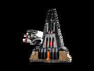 75251 Le château de Dark Vador 2
