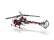 8068 L'hélicoptère de secours 3
