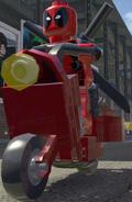 Deadpool Scooter