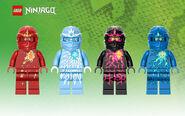 Lego ninjago nrg wallpaper by skybard-d5gfysz