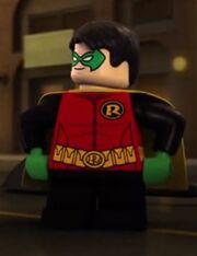 Robin (Damian Wayne) LEGO DCSHJLGCB