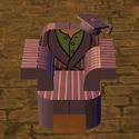 Slughorn (Pyjama) - Fauteuil-HP 57