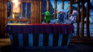 Winzar marionnettes-Des larmes de Crocodiles