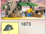 1873 Pirates Treasure