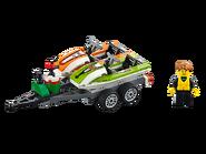 60058 Le 4x4 de transport des scooters des mers 4