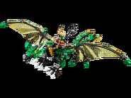 70593 Le dragon émeraude de Lloyd 2