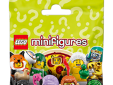 71025 Minifigures Série 19
