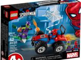 76133 Spider-Man: Car Chase