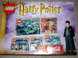 KCCHP1 Coca Cola Harry Potter Gift Set