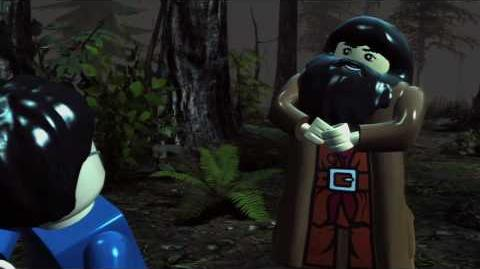 LEGO Harry Potter Year 4 Vignette