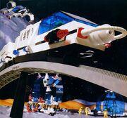 1988 Futuron Monorail